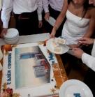 """250 человек 12 августа 2011. Группа компаний """"Монарх"""". Корпоративный праздник, посвящённый Дню строителя """"Santo Monarch!"""""""
