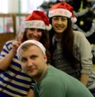 Организационный момент. Благотворительное новогоднее мероприятие 29 декабря 2013