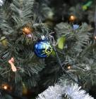 Шарики расписные останутся на долгую память. Благотворительное новогоднее мероприятие 29 декабря 2013