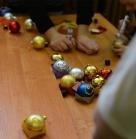 Расписываем новогодние шарики! Благотворительное новогоднее мероприятие 29 декабря 2013