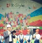 600 человек. 26 июля 2013. Группа компаний «R-Style». Корпоративное мероприятие «Р-Стайл-Лучший город земли»