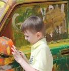 """01.06.2014 """"Яркие Сердца!"""" международный День защиты детей (Красногорский р-н)"""