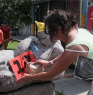 100 человек 5-7 июля 2013. Выездное корпоративное мероприятие «Городской квест «По следам Архитектора»