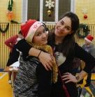 Благотворительное новогоднее мероприятие 29 декабря 2013 Лухтоновская коррекционная школа-интернат