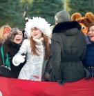 """210 человек 14,15 декабря 2013. Снемраск """"Химпэк"""". Корпоративное новогоднее мероприятие """"Русские традиции!"""""""